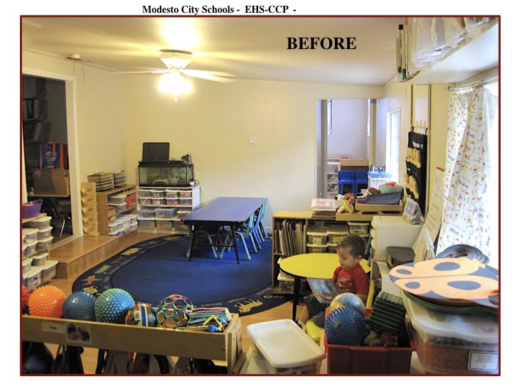 classroom remodel before after image 5