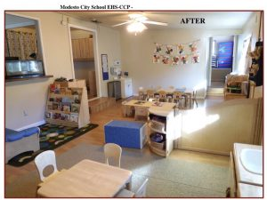 classroom remodel before after image 6