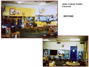 classroom remodel before after image 7
