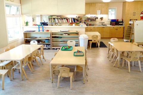 classroom remodels