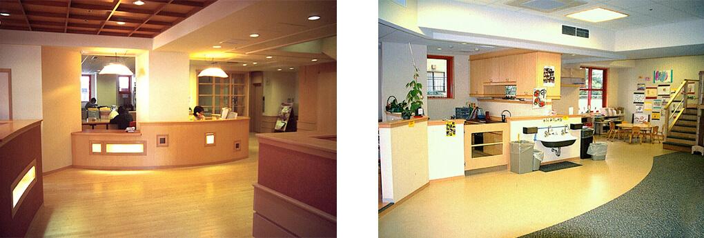 american school in japan lobby