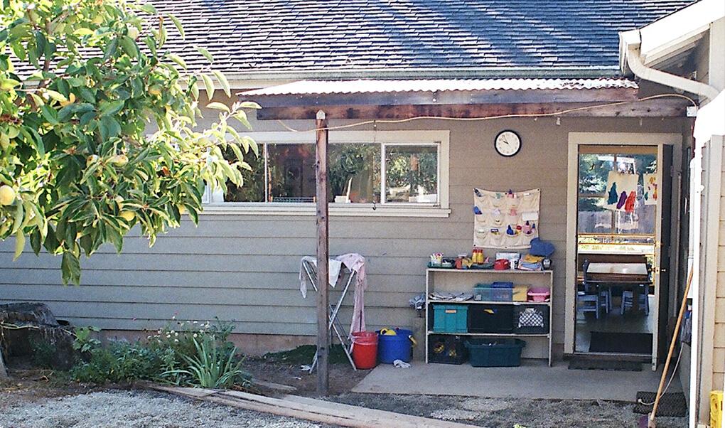 san geronimo preschool outdoors before