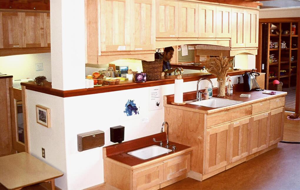 ucla childcare kitchen