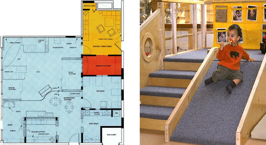 ucla childcare floorplan