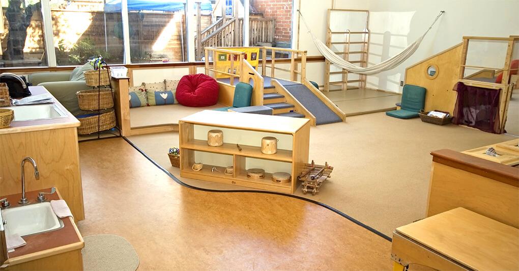 ucla childcare indoors
